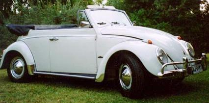 escarabajo Cabriolet fabricado por Karmann
